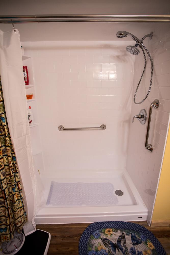 Re-Bath of Grand Rapids: Shower Replacement
