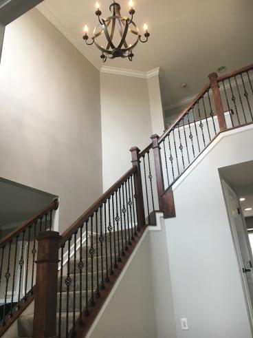 Remodeled Stairway in Galena