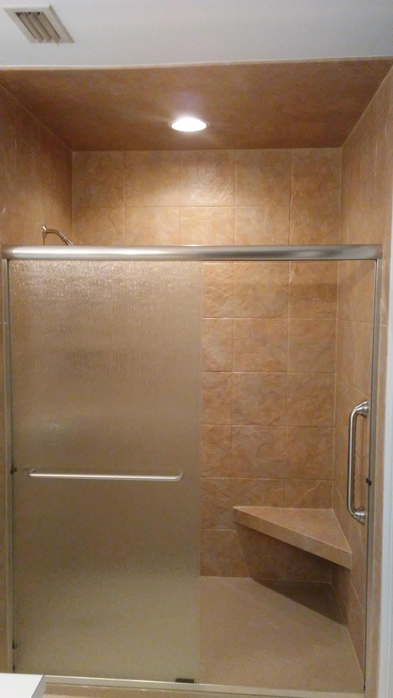 Garden Tub to Shower Conversion in Dothan, Al