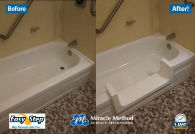 Bowmansville Ny Surface Refinishing Repair Miracle Method Of