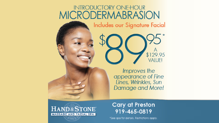 Refine and Refresh Your Skin with Microdermabrasion