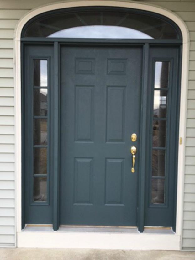 Front Exterior Door Replacement