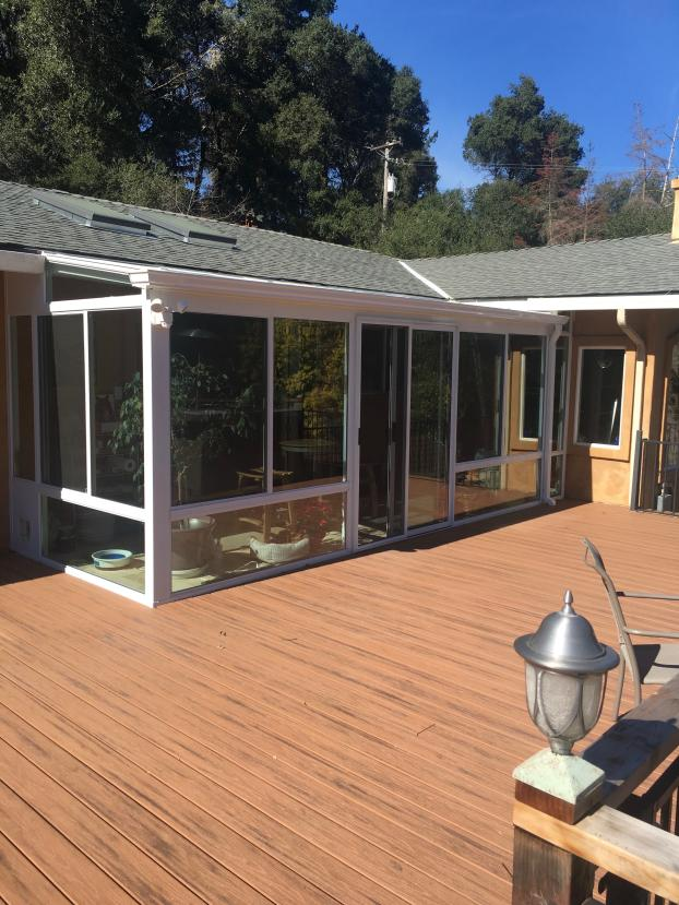 Series 230 Sun and Stars Sunroom