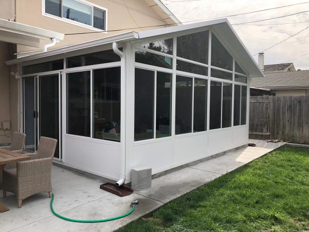 230 Sun and Shade Cathedral Sunroom