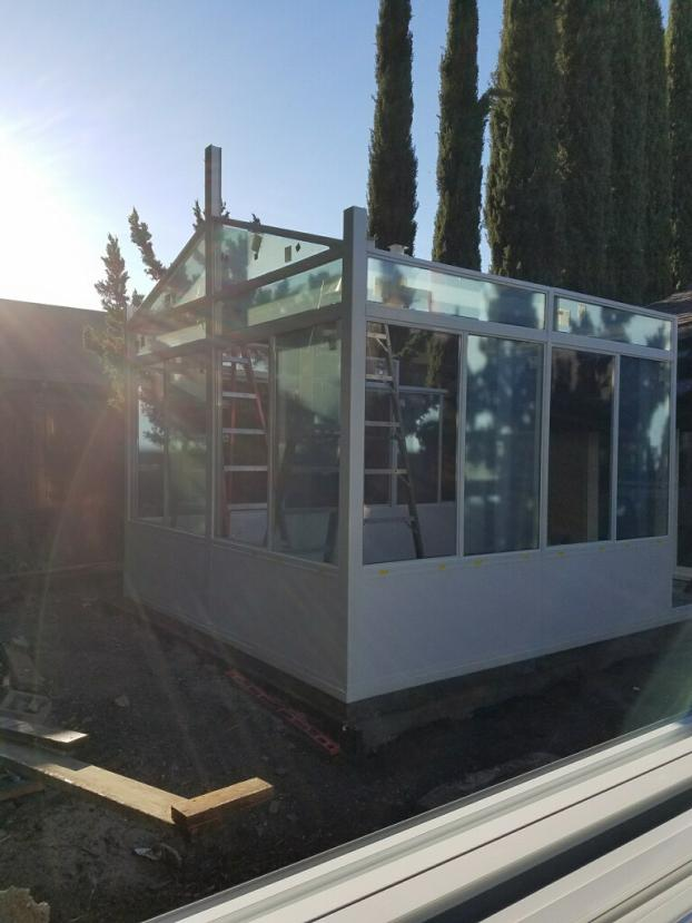 Series 230 Sun and Shade Sunroom / Cathedral Sunroom