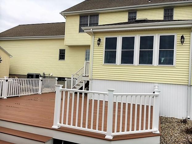 New Deck in South Windsor, CT
