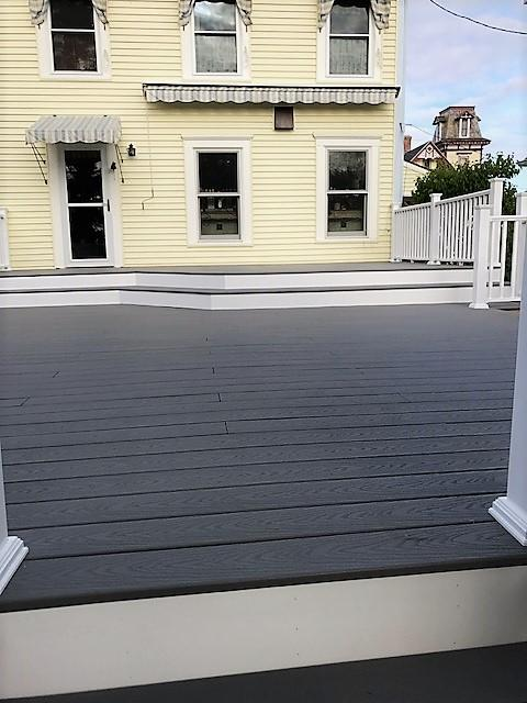 Restored Deck in Noank, CT