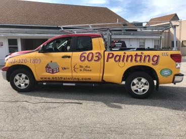 603 Painting wrap