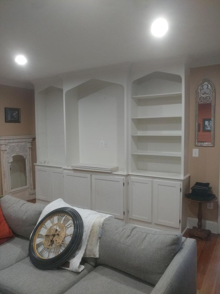 Cabinet and Shelving Installation- Ellicott City, MD