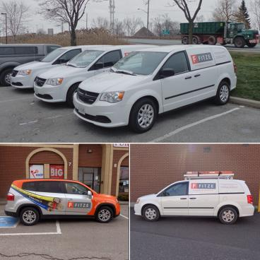 Fitzpatrick Electrical Contractor Inc Vehicle Graphics