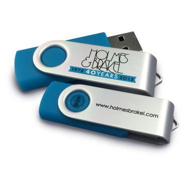 Holmes & Brakel USB Drive