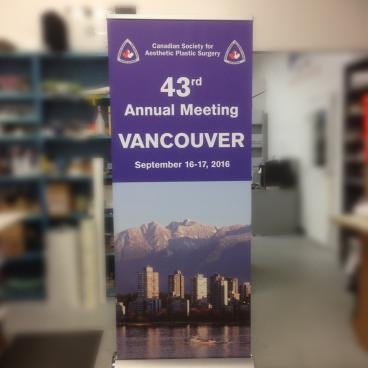 CSAPS Roll-up Banner