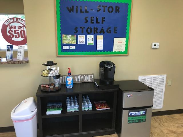 Coffee/Drink Station
