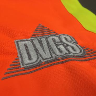 DVGS Construction Vest