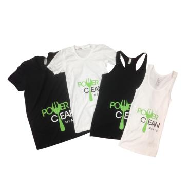 Power Clean Shirts