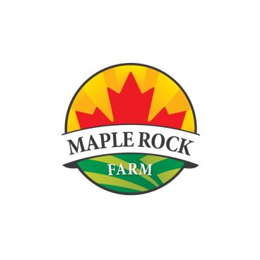 Maple Rock Farm Logo