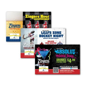 Zingers Promotions