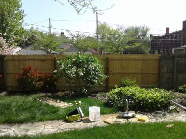 Fence Repair in Columbus