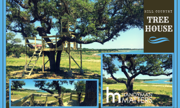 Hill Country Tree House