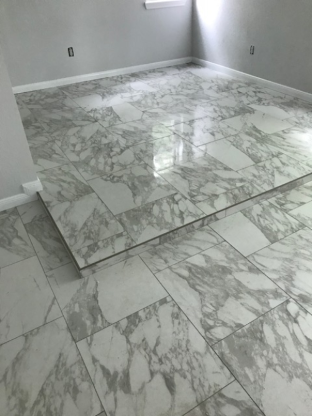 Flooring Installation in South Houston Texas  (After)