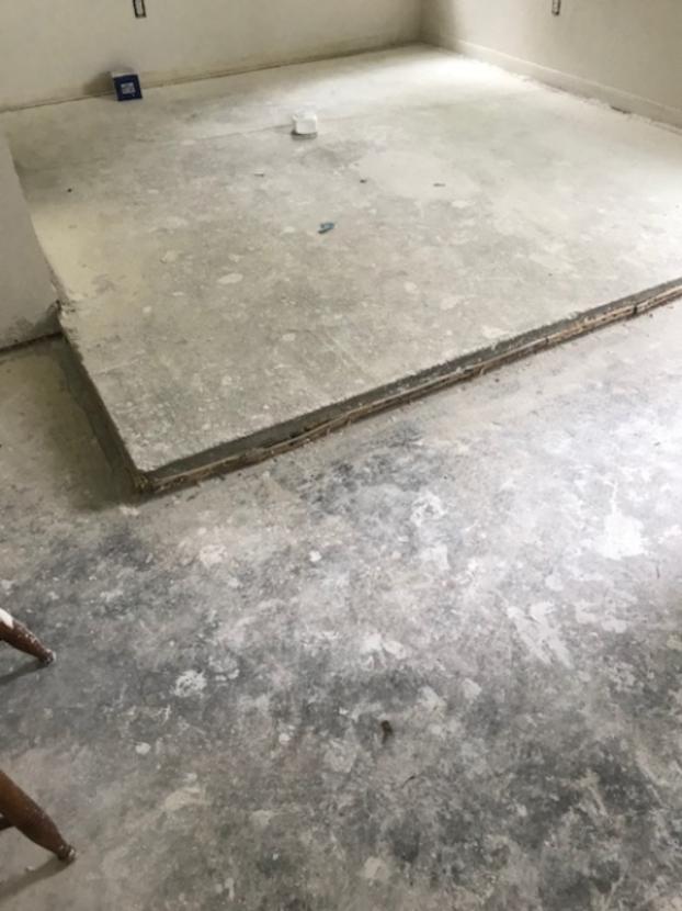 Flooring Installation in Houston Texas  (Before)