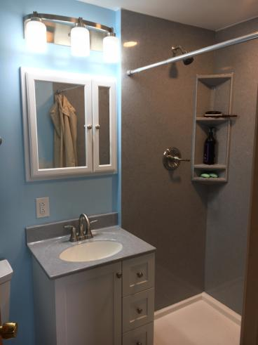 Bathroom Remodel in Reynoldsburg