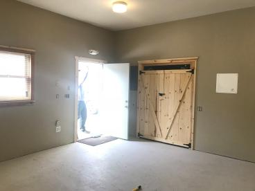 After: Interior Paint in Fairbanks, AK