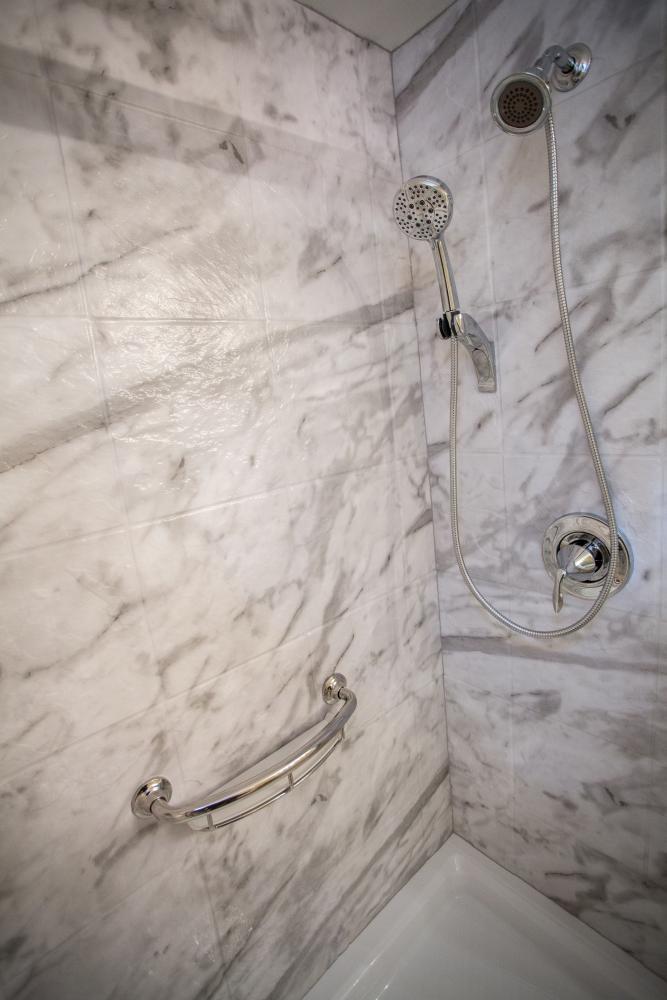 After Re-Bath of GR: Full Bathroom Remodel