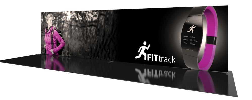FITtrack Display