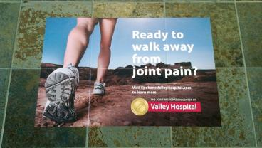 Spokane Valley Hospital Floor
