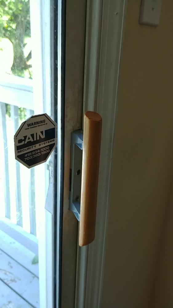 New Door handle- Columbia, MD