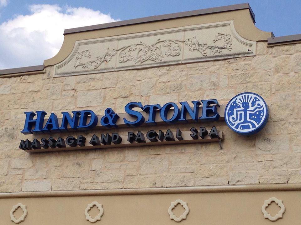 Spa Storefront - 281N & TPC Parkway