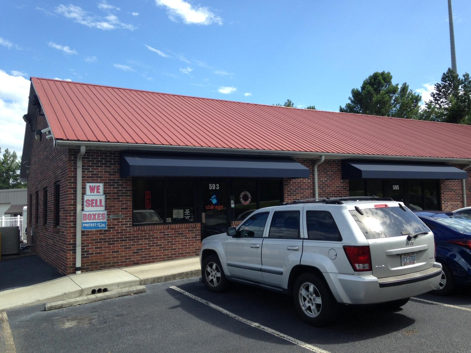 Our office is located at 593 Wilshire Ave. SW Concord, NC 28025.