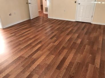 Laminate Wood Plank Flooring in Cantonment FL