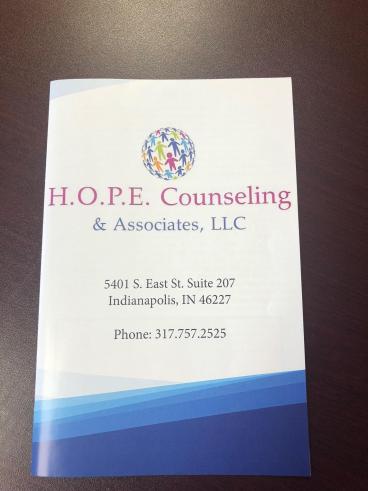 H.O.P.E & Associates Brochure