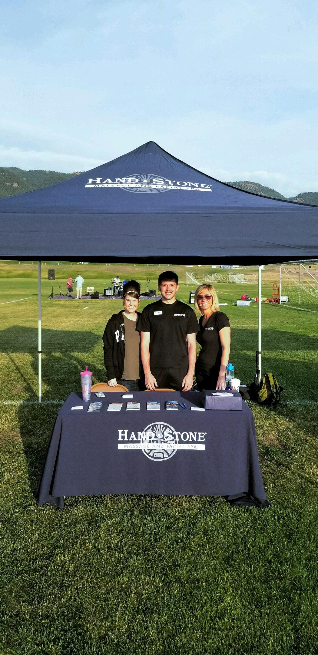 Supporting our local military community at the Front Range Freedom Run
