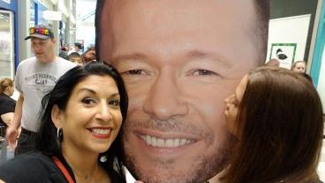 Big Heads are the perfect accessory for your next big Concert!