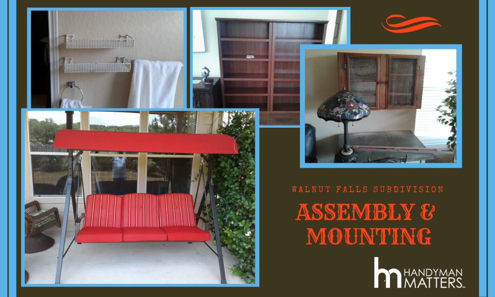 Assembly & Wall Mounting
