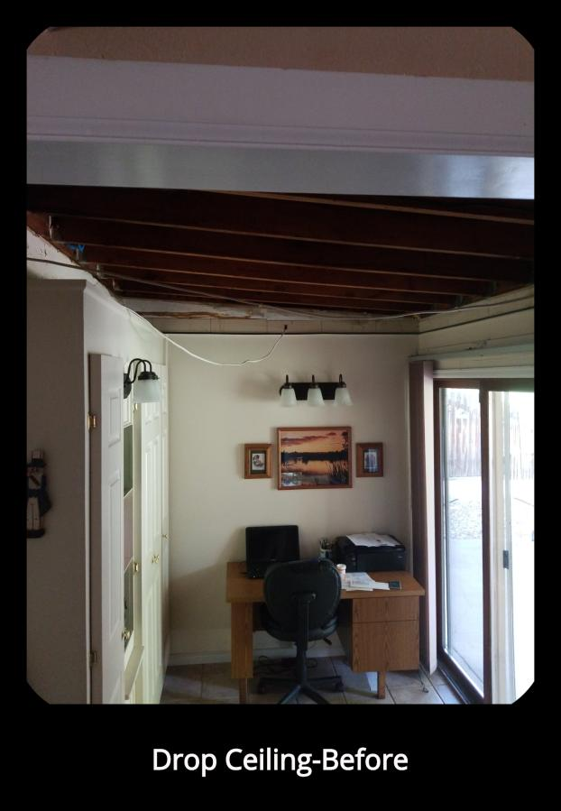 Drop Ceiling Installation in Littleton CO