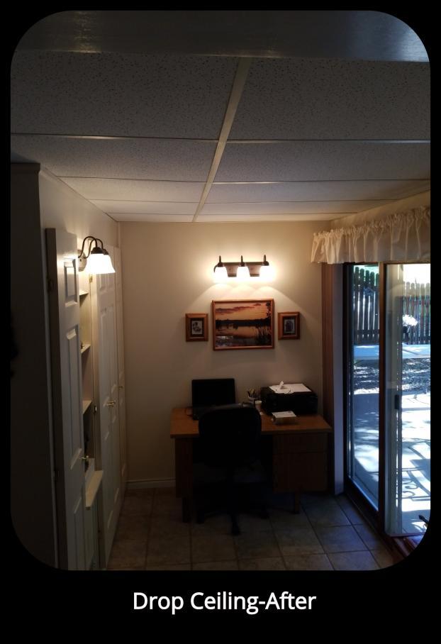 Drop Ceiling Installation in Littleton CO