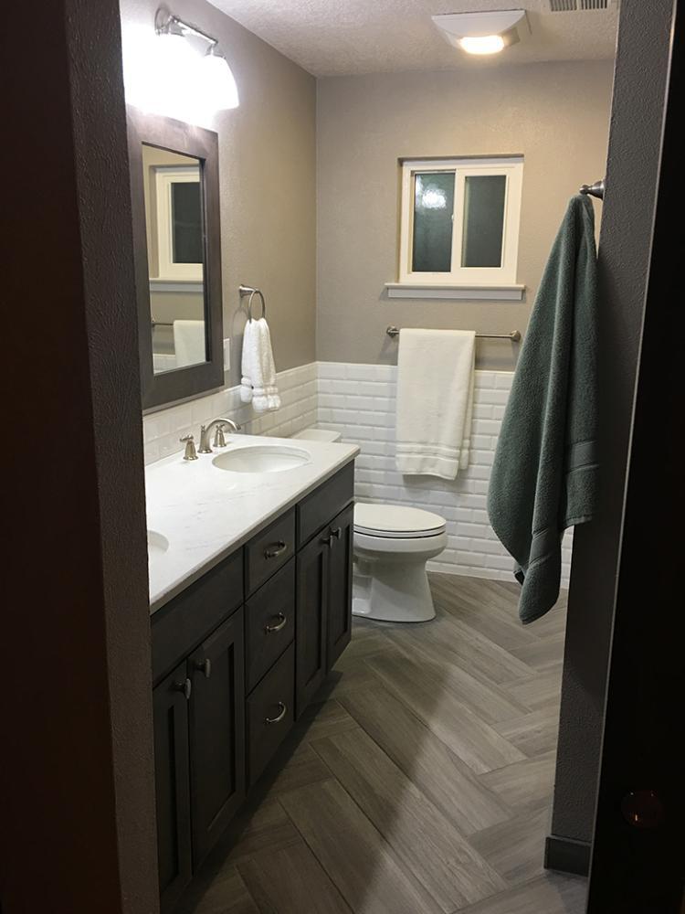 After Bathroom Update