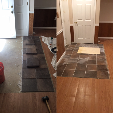 Tile Installation in Baltimore, MD