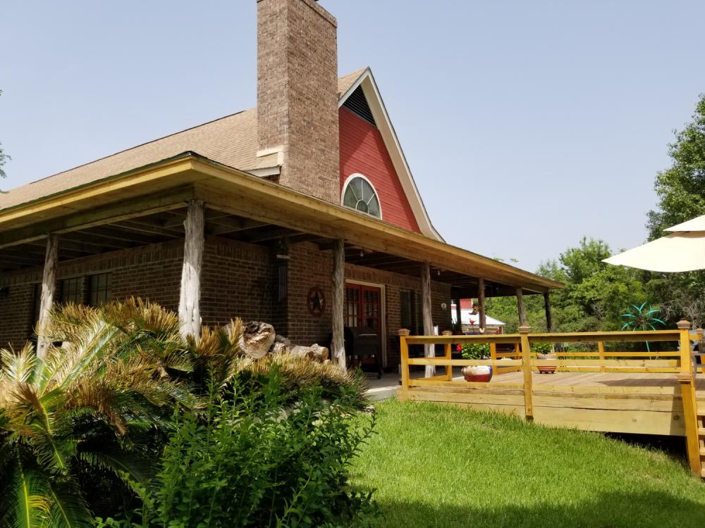 Fascia Repair in Santa Fe TX