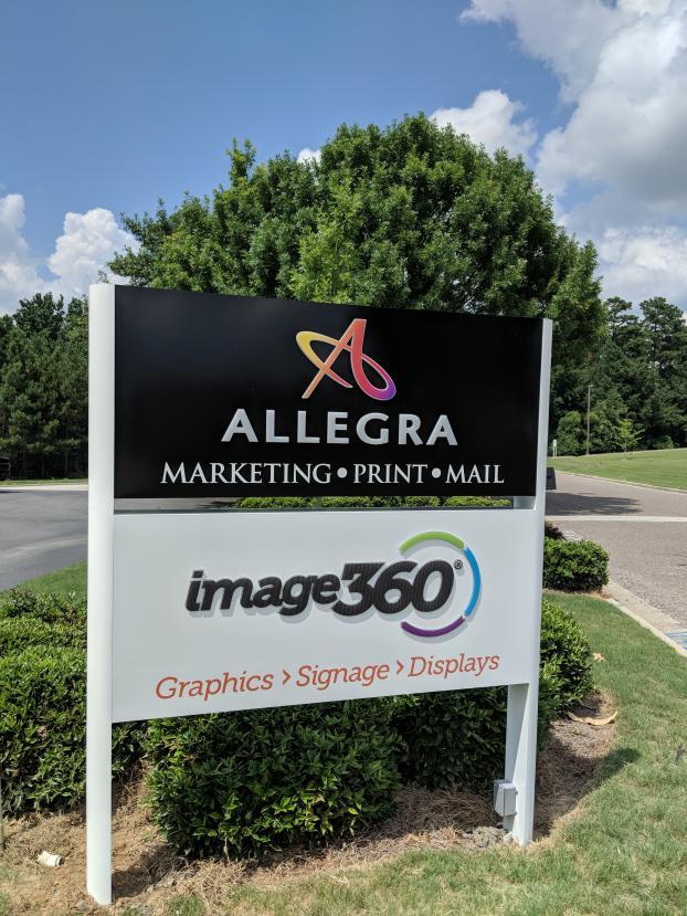 Allegra Image 360 Business Sigh