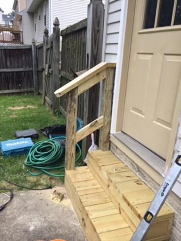Exterior Carpentry In Ellicott City, MD