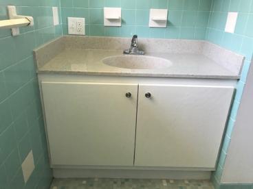 Bathroom Update in Hughestown
