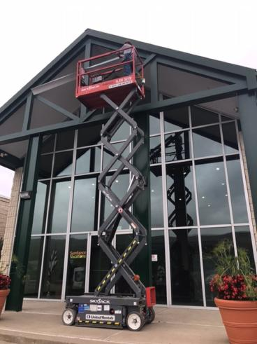 Fascia Repair in Wilkes-Barre