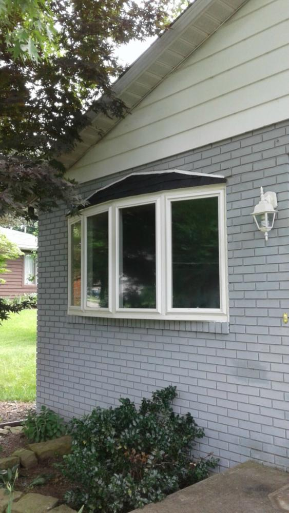 Installed Bay Window in Granview