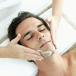 Have faced Mens facial salon
