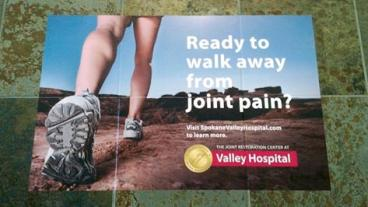 Spokane Valley Hospital Floor